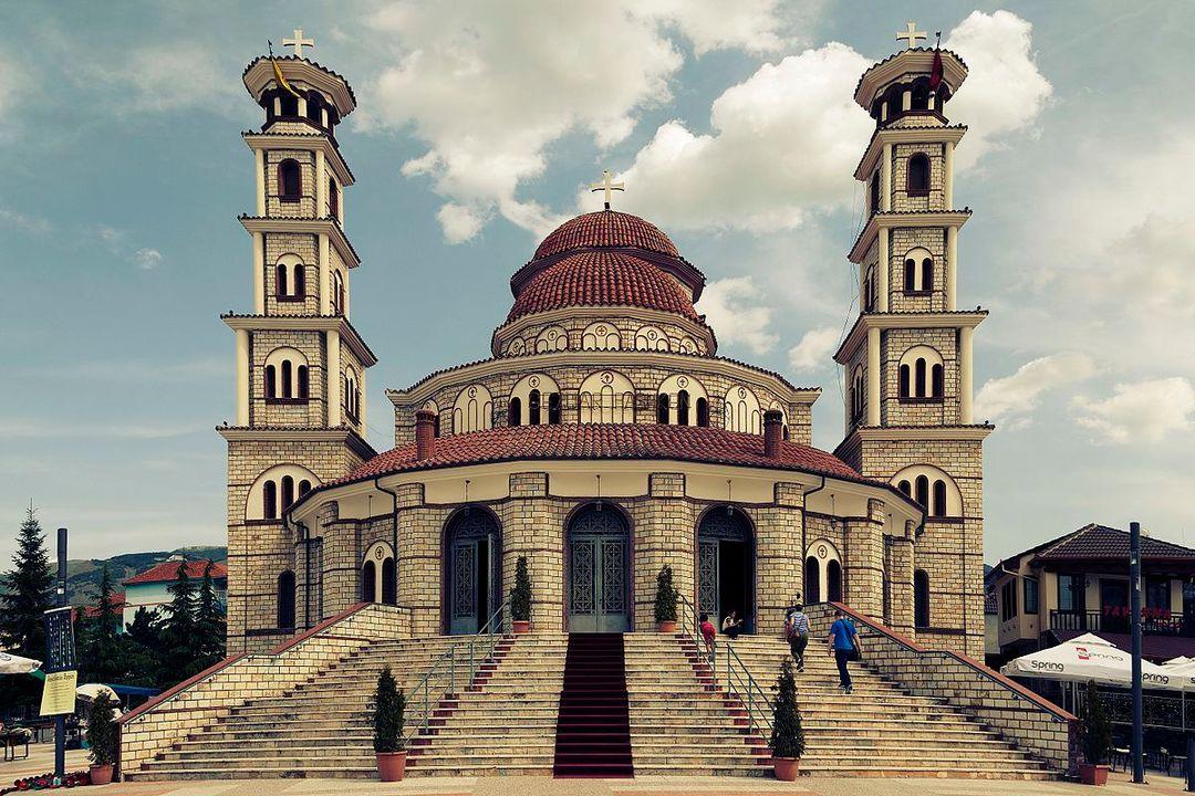 Albania chiesa ortodossa di Kisha e Shen Marise