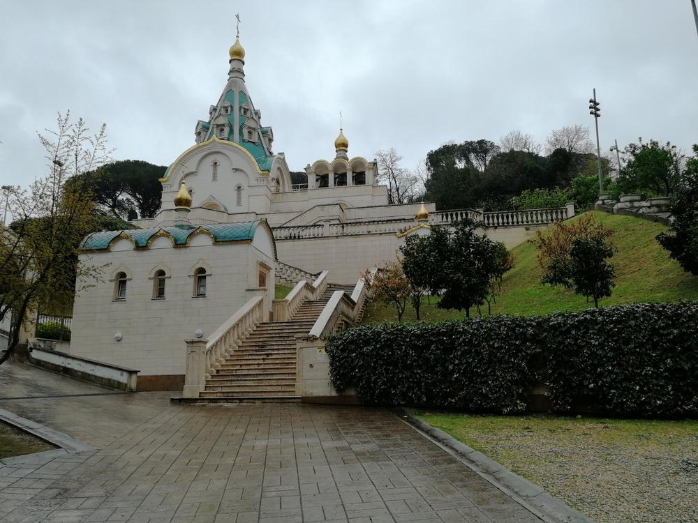 chiesa ortodossa roma