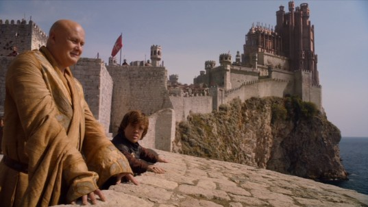 Game of Thrones: i luoghi del film