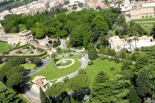 Visitare i Giardini Vaticani: fino al 31 dicembre si può!