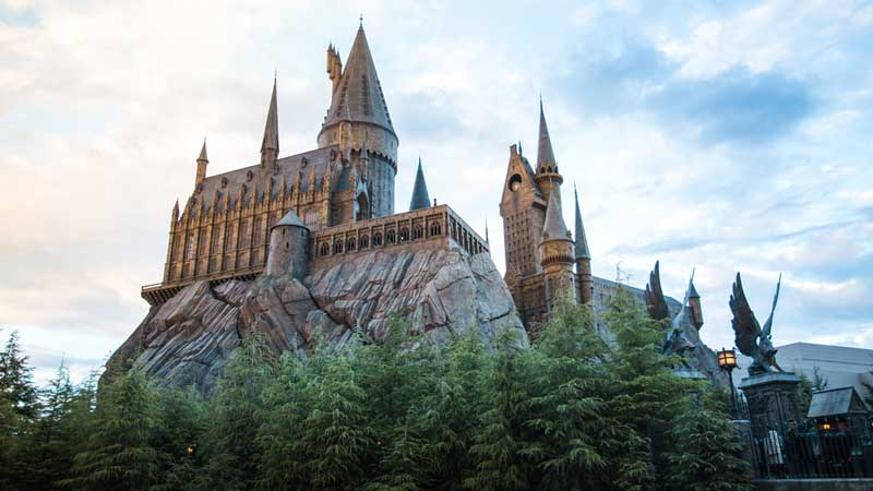 harry-potter-castello hogwarts