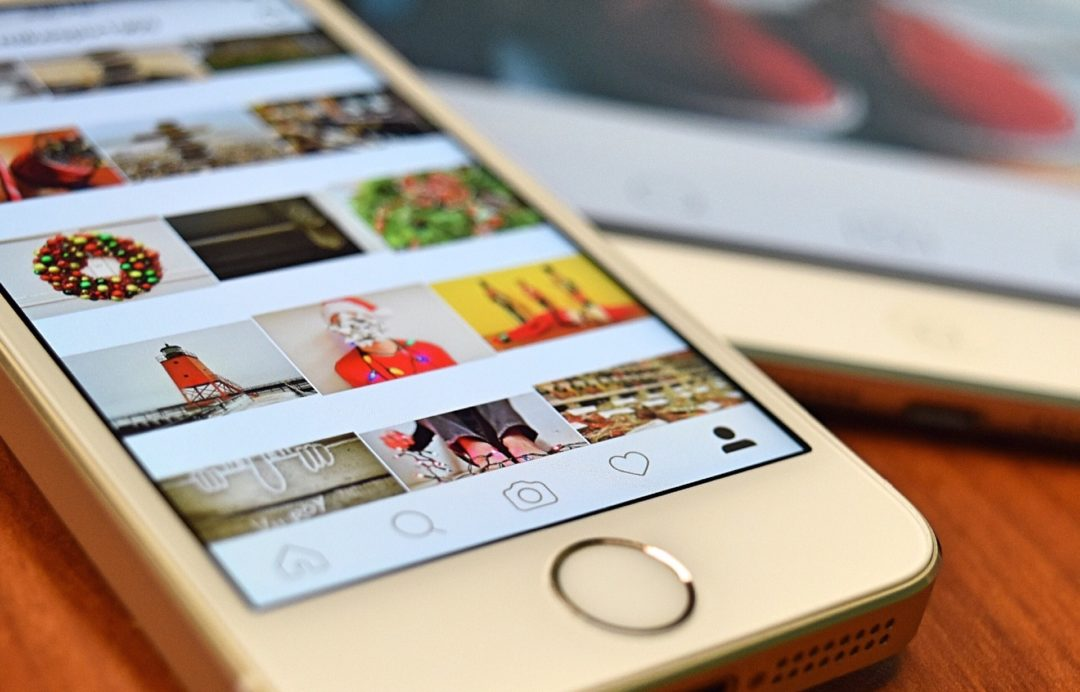 instagram galleria