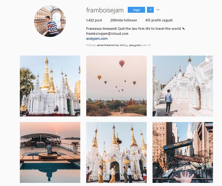 instagram francesco innocenti