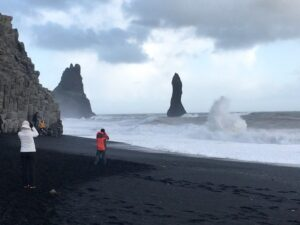 Islanda spiaggia Reynisfjara