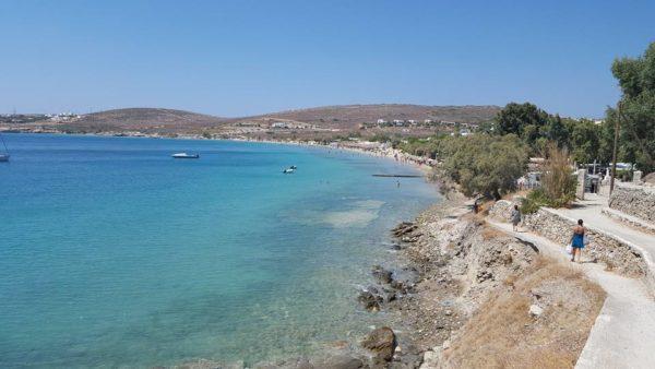 Le spiagge più belle di Paros