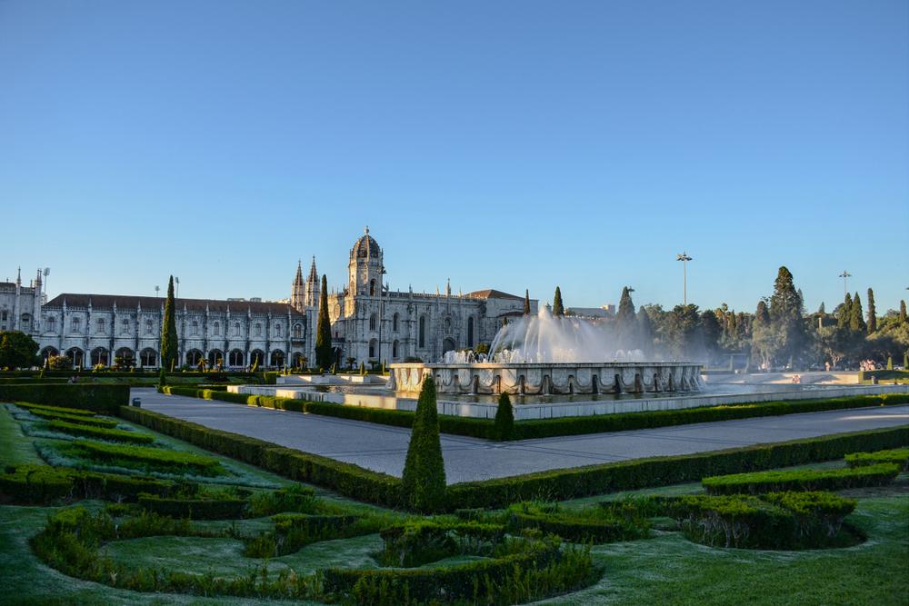 lisbona monastero