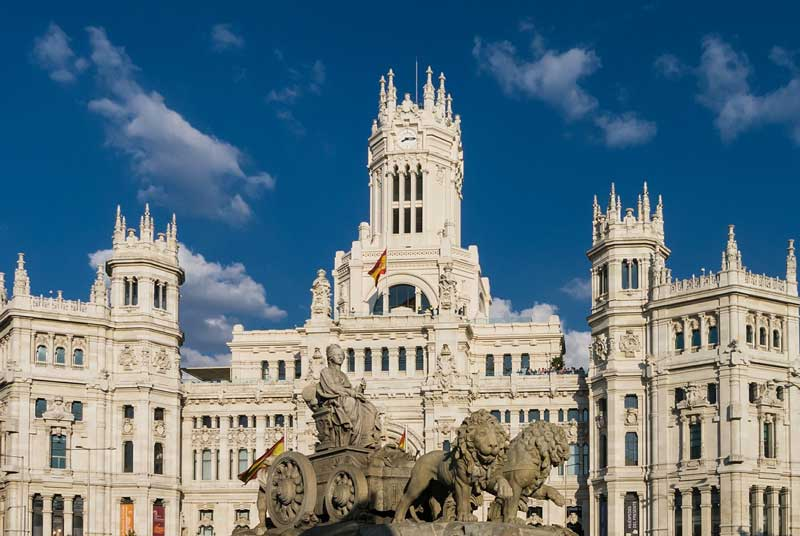madrid palazzo reale