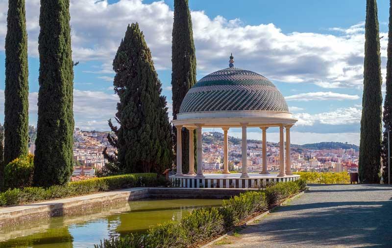 Giardini botanici Malaga
