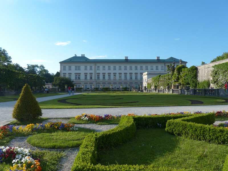 mirabell castello salisburgo