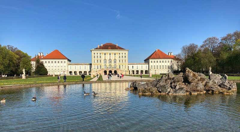 monaco-Palazzo-di-Nymphenburg