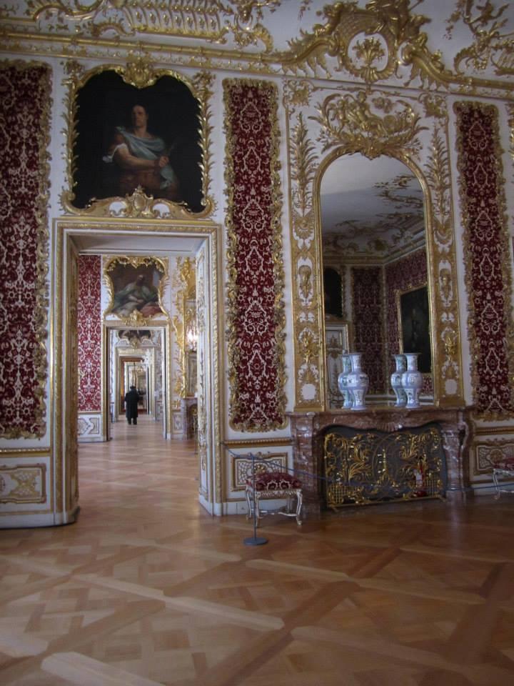monaco palazzo reale interno