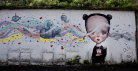 I luoghi della street art a Roma: il Quadraro