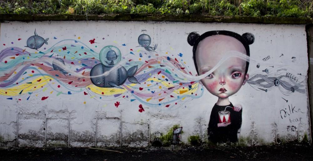 murales quadraro