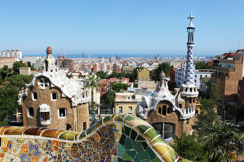 barcellona parc-guell