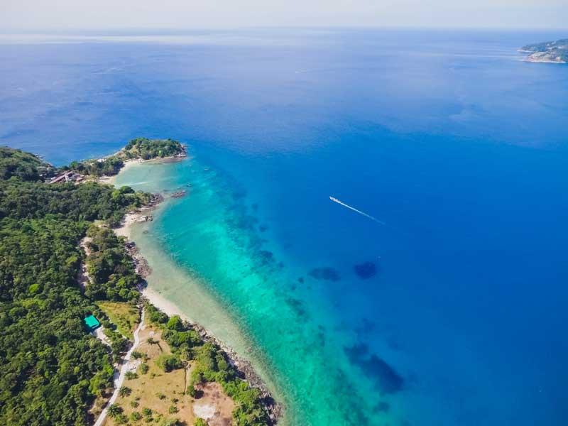 spiaggia patong thailandia