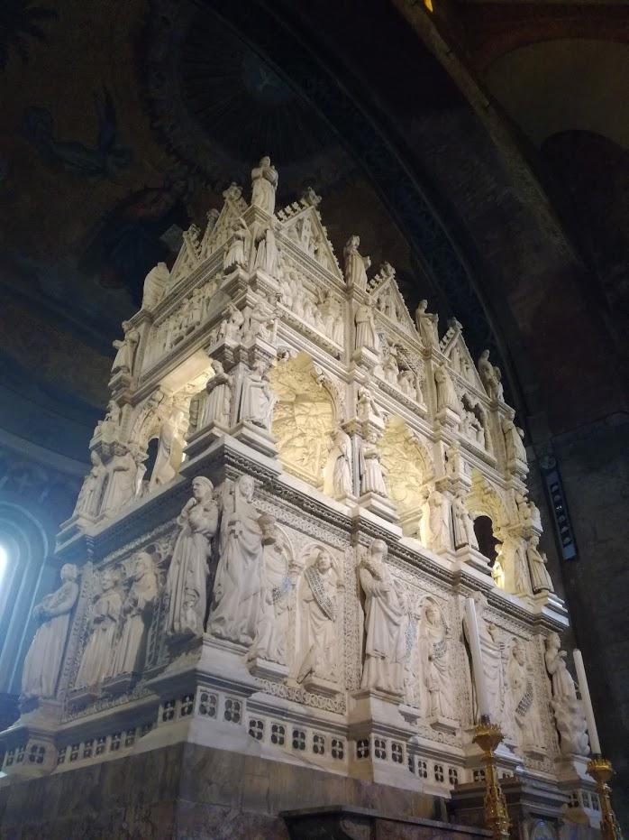 Arca di Sant'Agostino