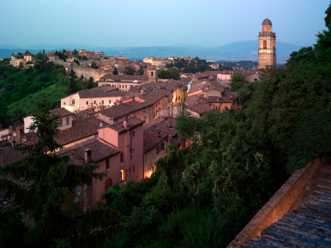 Itinerari dall'Umbria: Perugia