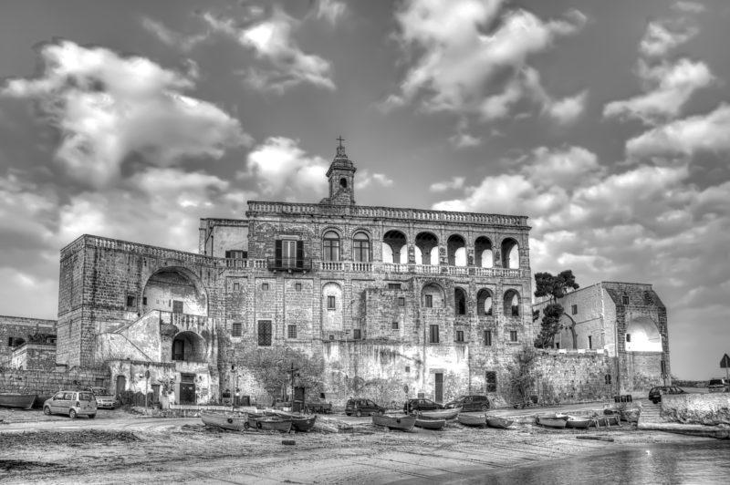 polignano abbazia san vito