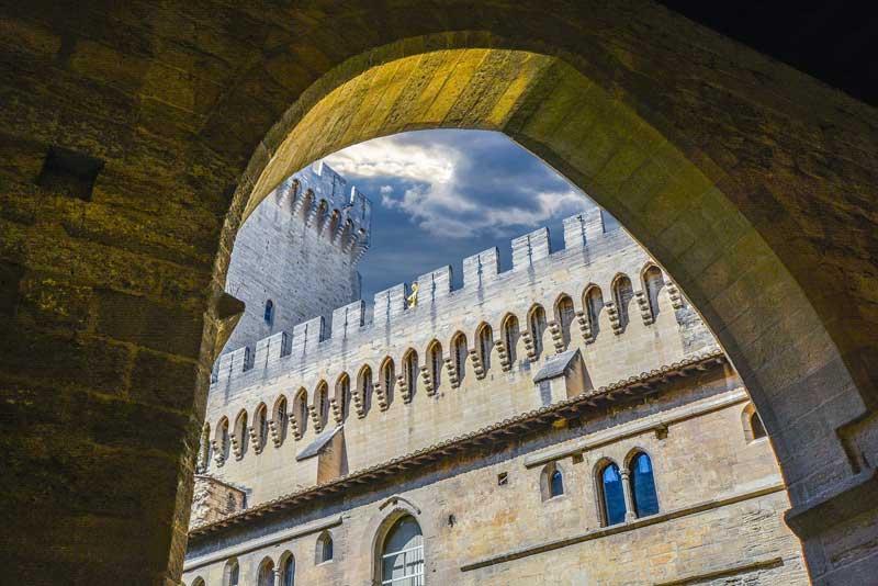 provenza Palazzo dei Papi
