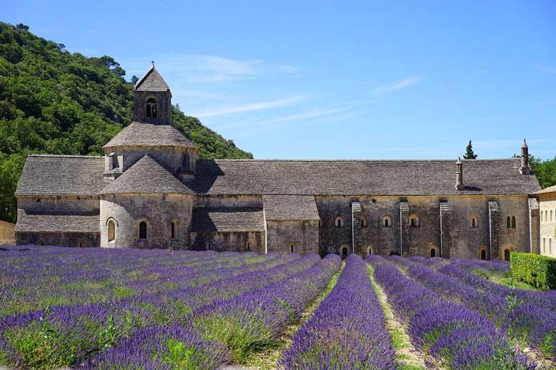 provenza abbazia