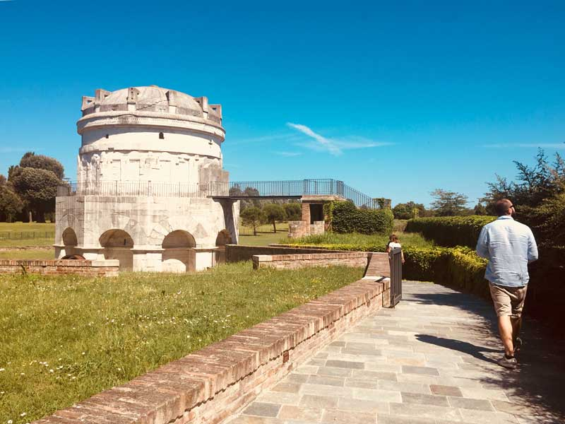 ravenna mausoleo teodorico