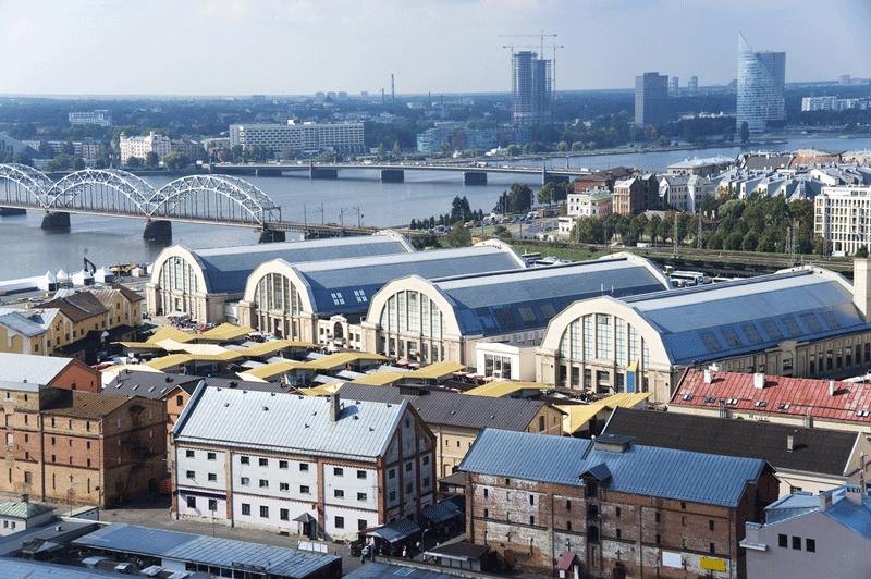 riga mercato centrale