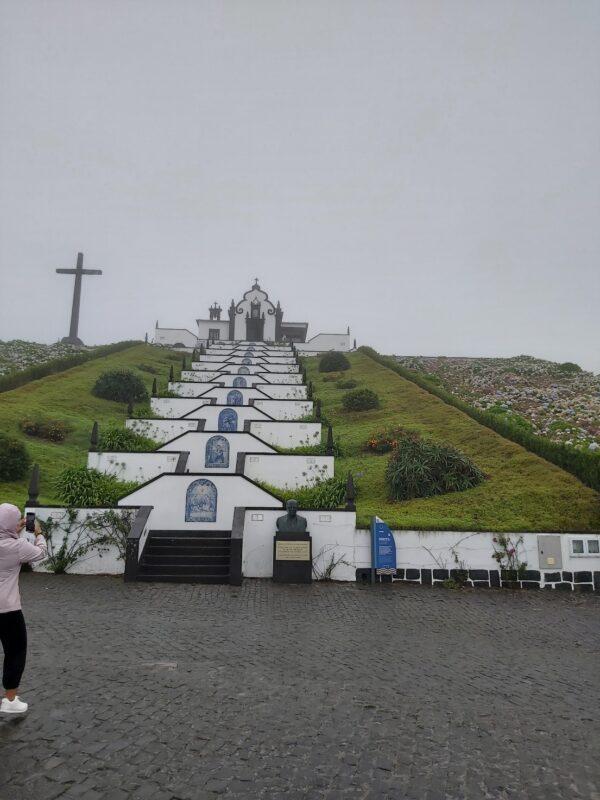sao miguel chiesa di Nostra Signora della Pace