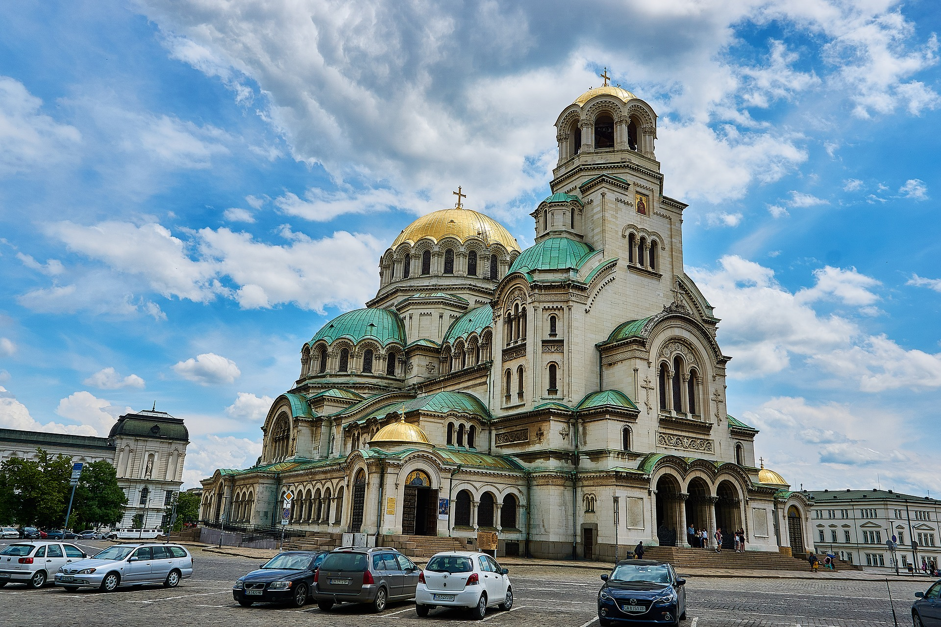 sofia Cattedrale di Aleksandăr Nevski