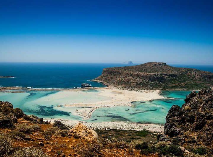 spiagge creta grecia
