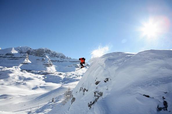 Settimana Bianca in Trentino: itinerario 2012
