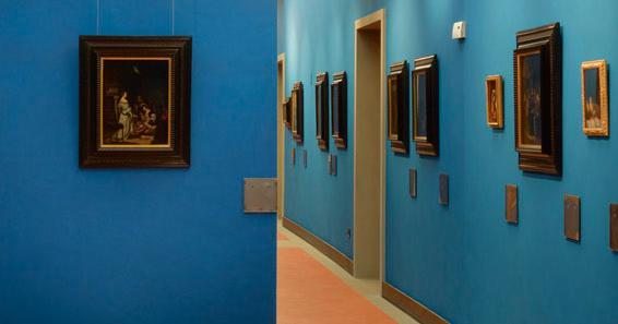 Galleria degli Uffizi: inaugurate le nuove sale blu