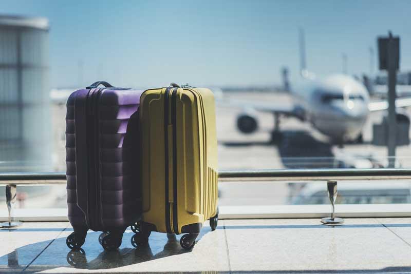 valige accessori viaggio